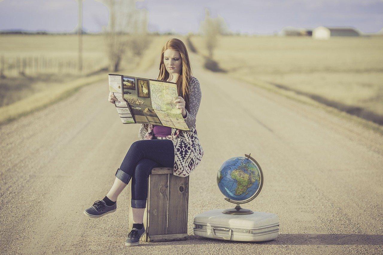 voyageur turista